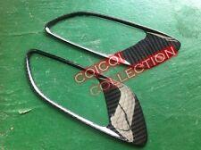 Carbon Fiber BMW 08~11 E90 E92 E93 M3 hood vents ◎