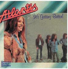 Atlantis - It's Getting Better CD