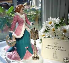 Lenox Le Victorian 2008 Christmas Princess Hope Retired Great Gift Idea Nib