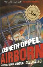 Airborn by Kenneth Oppel (2004, Paperback)