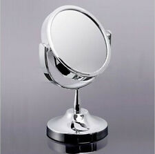New Makeup Cosmetic Mirror & Double-Sided Normal and Magnifying Stand Mirror EP