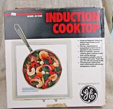 GE General Electric portable convection cook top Campers Apartments orig. box