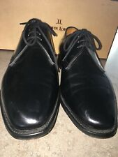 John Lobb borneo ardilla Buffalo Made In England Neuw. Np 1495.-€ UK 8E