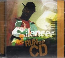 Silencer Presents Run The CD (2010 CD) Electronic/Grime/Dubstep (New & Sealed)