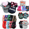 2020 Soft Fleece Dog Jumpsuit Winter Dog Clothes Small Puppy Pet Outfits Hoodie