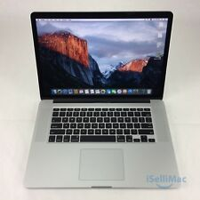 "Apple 2013 MacBook Pro Retina 15"" 2.6GHz I7 1TB SSD 16GB ME874LL/A + A Grade"