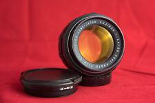 Fujinon 50/1.4 Fuji  50mm 1,4 Non-EBC  m42     ---- EXTREM RAR ---- LESEN ----