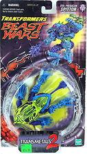 Hasbro Transformers Beast Wars Evil Predacon Spittor Poison Frog Transmetals 2