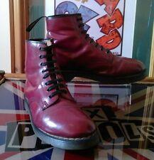 Vintage Made in England G T Hawkins (dr.martens) oxblood boots UK 5 Mod Skin Oi!