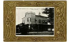 Cross River Ny - The Pines Residence - Postcard Westchester County nr Katonah