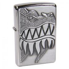 Surprise Fire Eating Dragon Zippo Lighter (Zippo Code 28969)