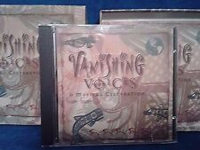 Vanishing Voices A Musical Celebration Album CD 1995 Blue Planet Natural Sounds