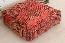 Vintage Moroccan Square Cushion Floor Handmade Chair Seat Pad Sofa Garden Home