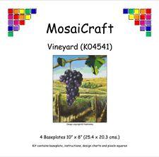 MosaiCraft Pixel Craft Mosaic Art Kit 'Vineyard' Pixelhobby