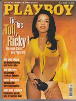 Playboy 5/98 MAI 1998 Ricky von Tic Tac Toe, Guildo Horn, Regina Stiefl,