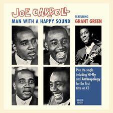 JOE CARROLL - MAN WITH THE HAPPY SOUND   CD NEUF