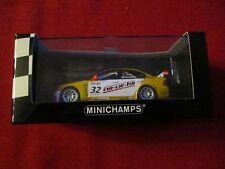 MINICHAMPS® 400 052432 1:43 BMW 320i Wiechers-Sport WTCC 2005 NEU OVP