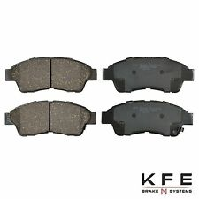 Premium Ceramic Disc Brake Pad FRONT NEW Set With Shims Fits Toyota Geo KFE562