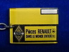 PORTE-CLES / Key-ring - RENAULT RN PIECES D'ORIGINE - RARE+++ ! TOP+++ !