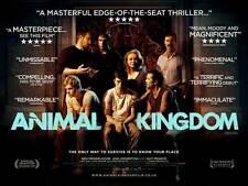 ANIMAL KINGDOM Movie POSTER 30x40 UK Ben Mendelsohn Joel Edgerton Guy Pearce