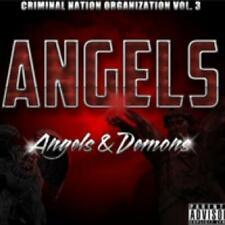 """Bone Thugs -N- Harmony, AC Killer +LIMITED ADDITION Album """"ANGELS"""""""