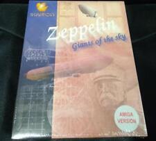 Zeppelin: Géants of the Sky Amiga Big Box ✰ NEUF & neuf dans sa boîte ✰