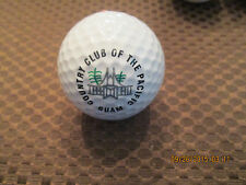 PING GOLF BALL/S-PINK/WHITE PING EYE2 #1.9.3/10.COUNTRY CLUB OF THE PACIFIC LOGO