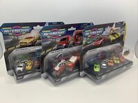 2020 Hasbro Micro Machines Series 1 Super Cars, Fire And Rescue, Micro City New