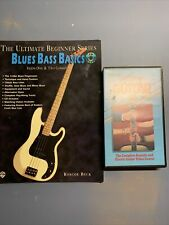 The Ultimate Beginner Series Blues Bass Basics And Guitar Vhs