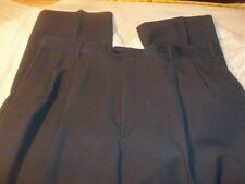 sansabelt 40 x 33 no cuffs pleated no fabric tag #370