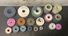 Lot of 20 Norton Radiac Bay State Grinding Wheels Abrasives Machinist NEW