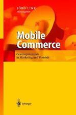 Mobile Commerce : Gewinnpotenziale Einer Stillen Revolution (2003, Hardcover)