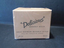 DELICIOUS Beverly Hills Eau De Toilette Spray by Gale Hayman 1.7 fl oz SEALED