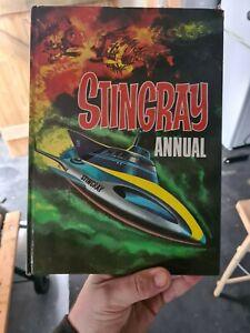 Vintage Stingray Annual 1966 Gerry Anderson