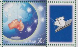 Australia Post Decimal - 2003 Stamps & NRL 2007 Season Bulldogs Team coin - MNH
