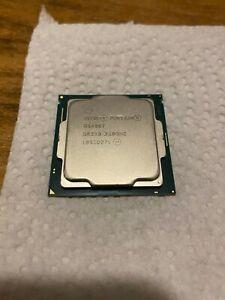 Intel Pentium Gold G5400T SR3XB Processor 4M Cache, 3.10 GHz