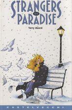 STRANGERS IN PARADISE Volume n° 1 - Primo (Castelvecchi, 1998)