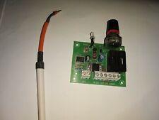 Termostato Incubatrice Centralina Regolabile  220v camera calda rettili schiusa