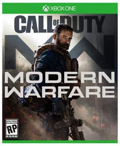 Call of Duty: Modern Warfare -- Standard Edition (Microsoft Xbox One, 2019)