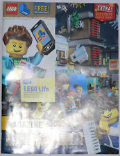 Lego Life:  November December 2019, with fold-out centerfold Lego Friends poster