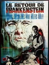 Affiche -  RETOUR DE FRANKENSTEIN (le) - 120x160cm