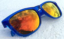 Occhiali Sole NorthWeek BRIGHT BLUE - ORANGE POLARIZED