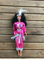 Mattel Vintage Barbie Indianerin von 1994 (Barbie Dolls of the World)