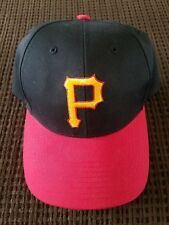 NWOT Pittsburgh Pirates Vintage Twins Enterprise Snap Back Baseball Hat