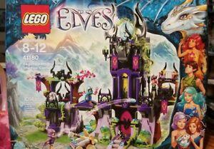 LEGO Elves 41180 Ragana's Shadow Castle New/SEALED