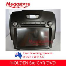 "8"" Car DVD GPS Player Navigation Stereo Holden S10 Colorado Isuzu D-max 2012+"