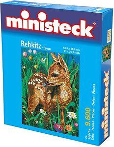 Ministeck Pixel Puzzle (31869): Fawn 9600 pieces