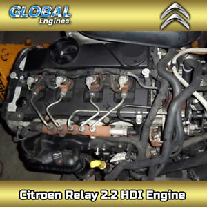 CITROEN RELAY ENGINE 2.2 HDI 2011-2014 SUPPLY & FIT