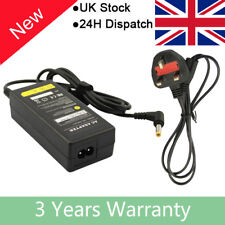 12V 5A AC DC Power Supply 5 Amp 12 Volt Adapter Charger LCD Screen 5.5mm*2.5mm F