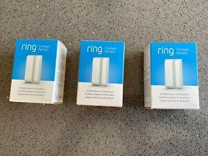 Ring contact sensor x 3